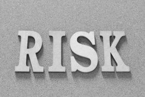 リスクが高い